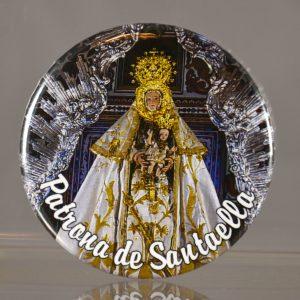 Iman patrona Santaella